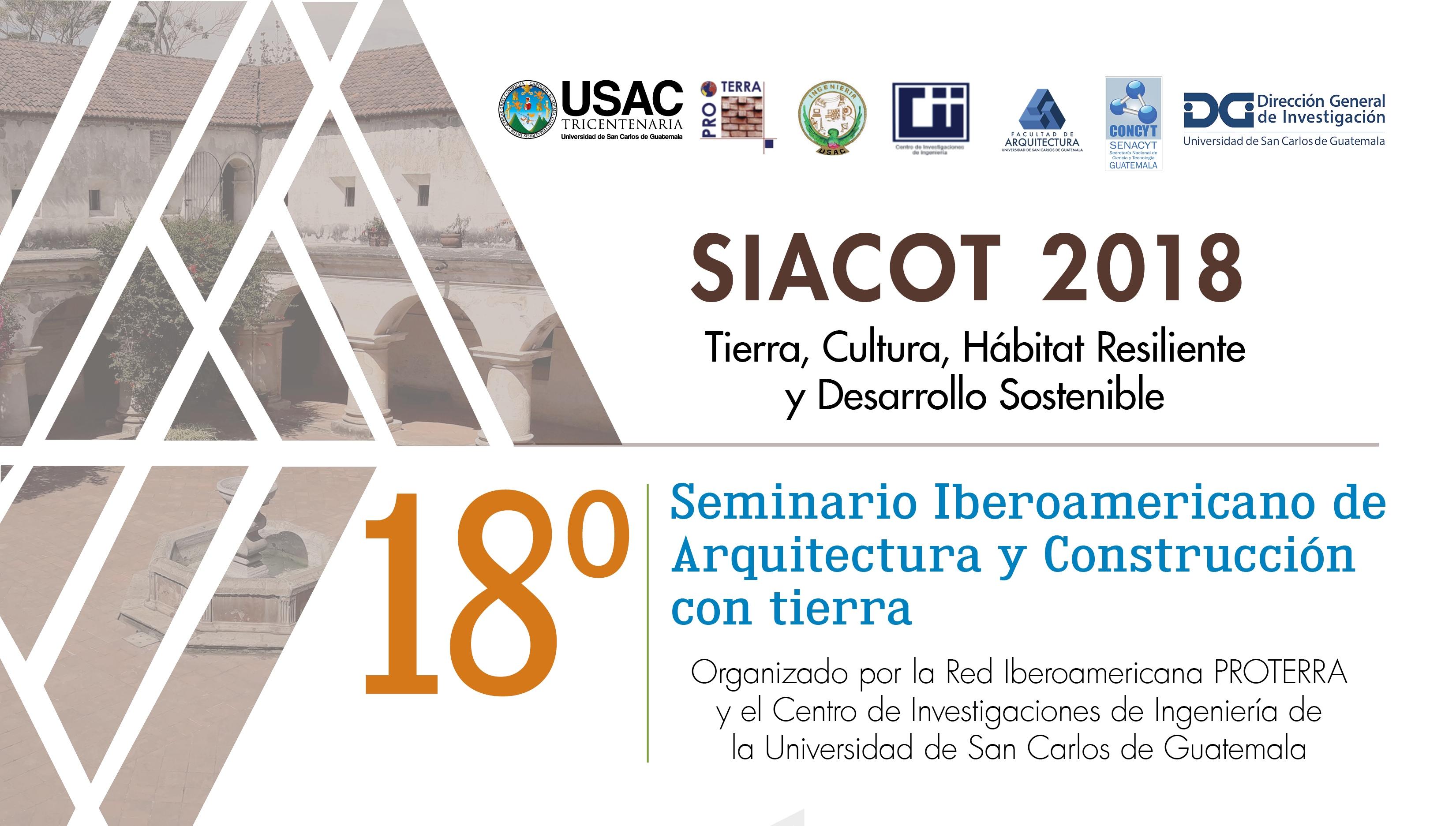 SIACOT 2018 – GUATEMALA