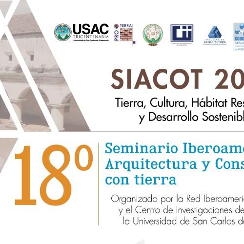 SIACOT 2018 - GUATEMALA