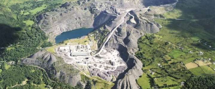 Did you know about the Penrhyn Quarry in Wales, UK?