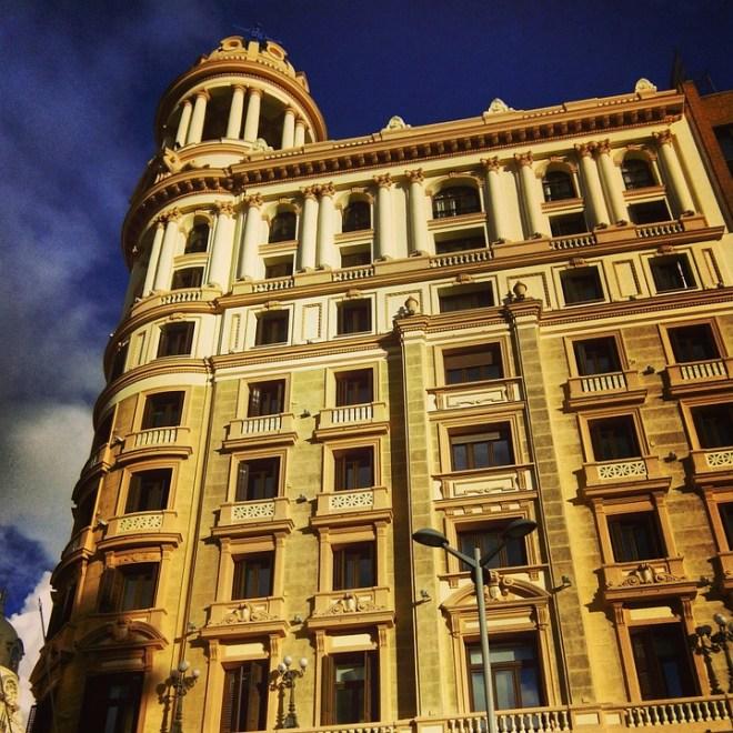 façade immeuble ancien