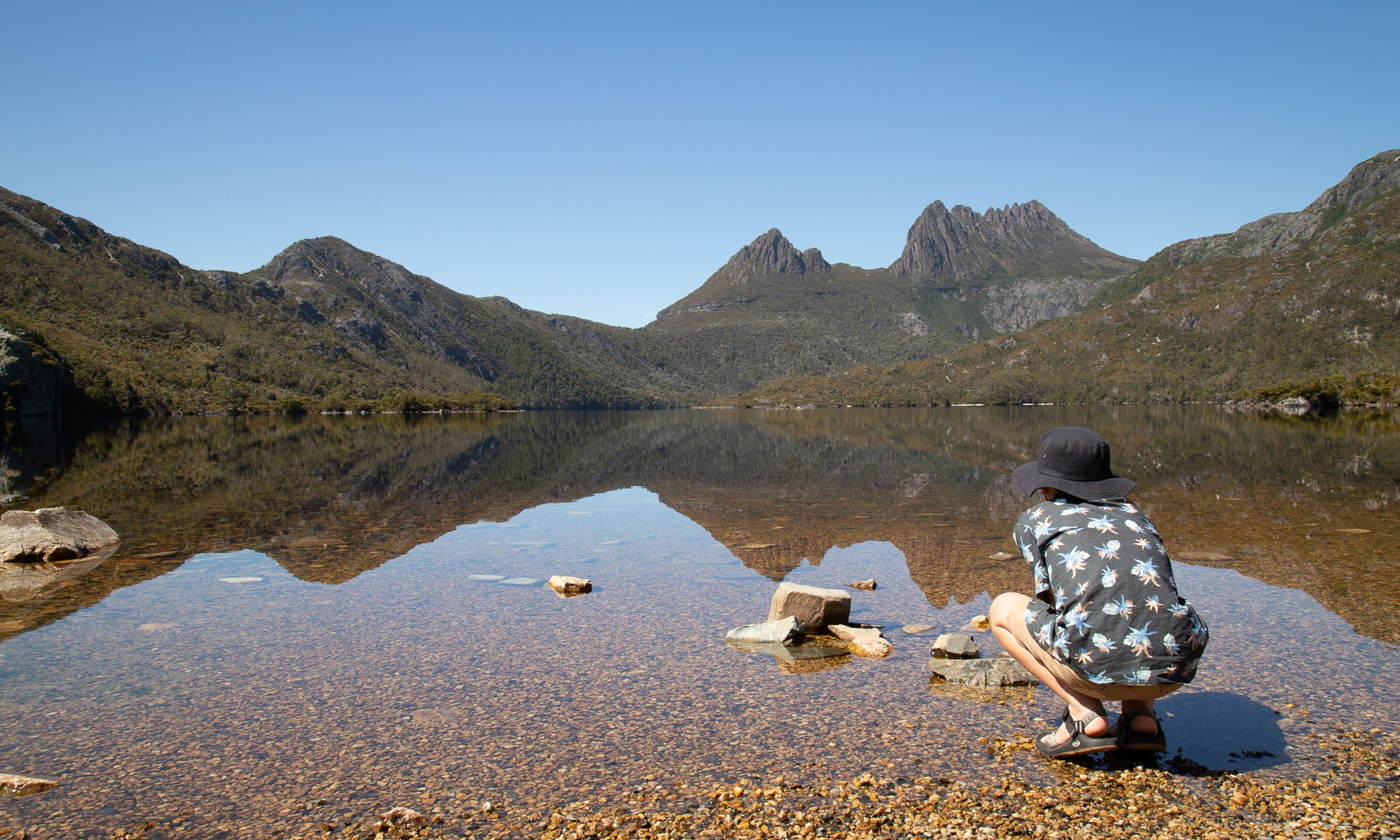 Image of Cradle Mountain