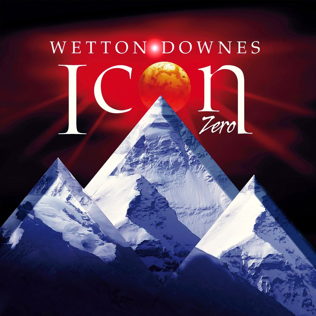 John Wetton & Geoff Downes' iCon Zero Now Available on CD and Download!