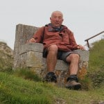 Favourite seat on the south west Coast Path