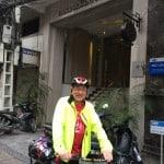 Geoff Jones in Hanoi