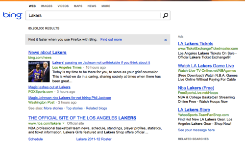 Bing Lakers