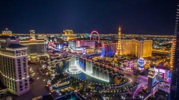 Las Vegas Strip at Night [Explored on Flickr]