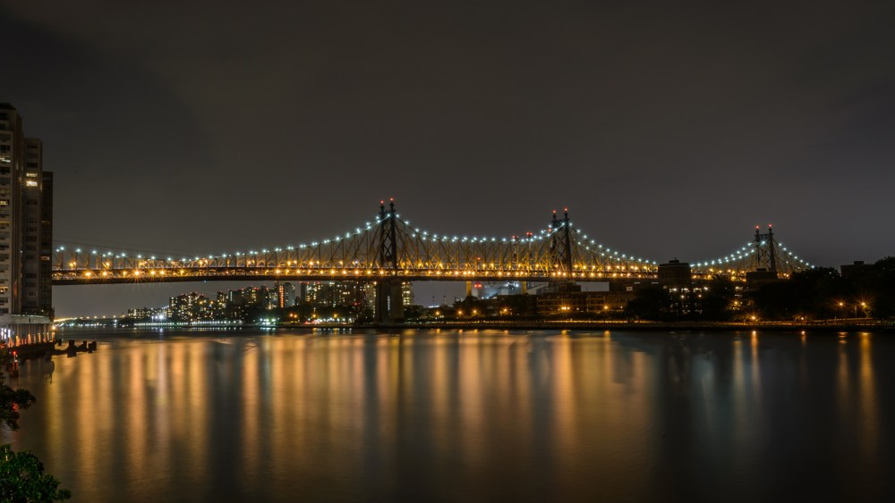 Queensboro Bridge for Google+