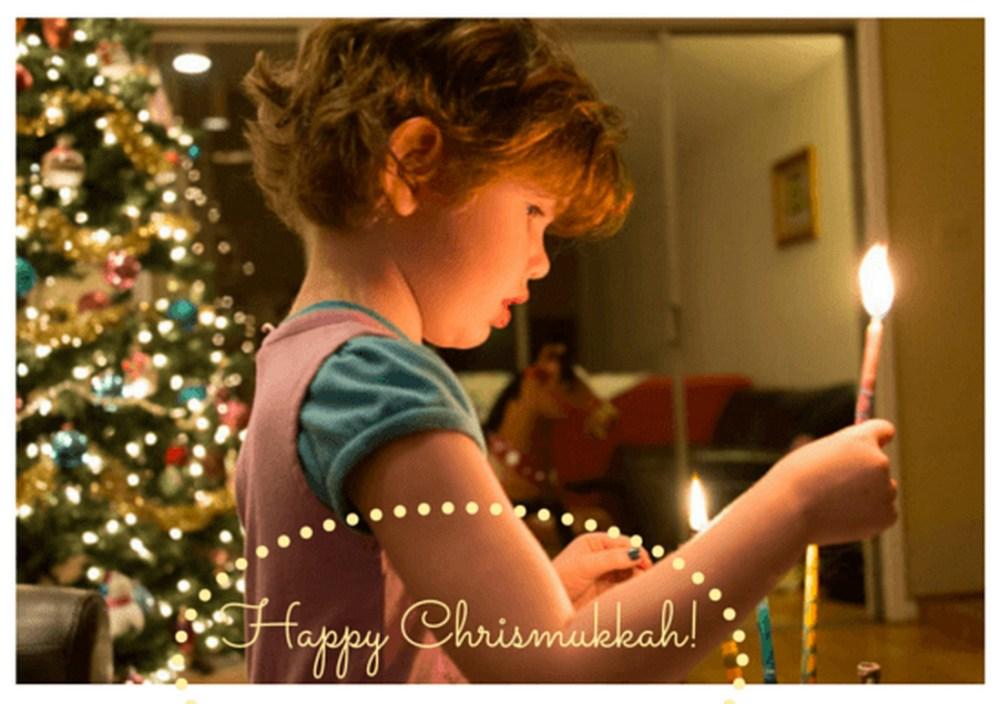 Happy Chrismukkah