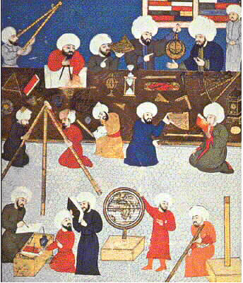 THE MEDIEVAL ARAB SCIENTISTS | A HISTORY OF SCIENCE