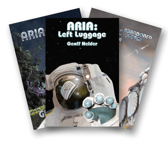 ARIA Trilogy by Geoff Nelder