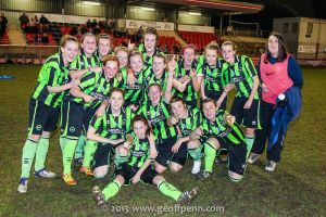Worthing College Academy of Sport Women's FC