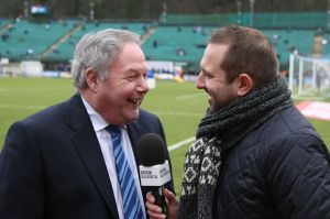Barry Fry interviewed by Dean Adams