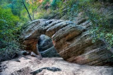 Hidden-Canyon-Arch
