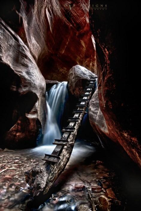 Slot-Canyon-Utah