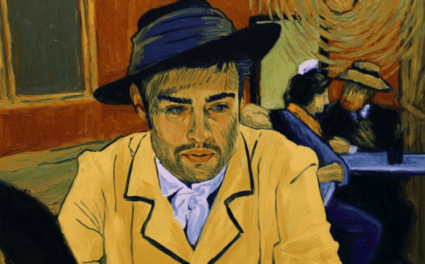loving vincent cinema