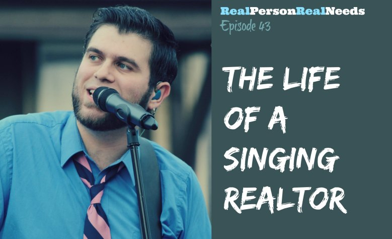 Singing Realtor