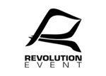 Page d'accueil de Revolution Events