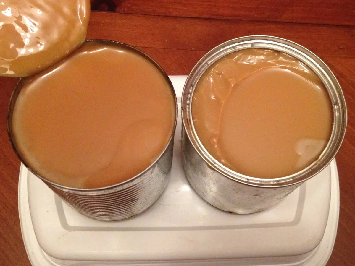 1-Ingredient Slow Cooker Caramel