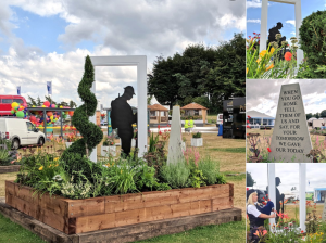 Silent SOldier at Tatton Park Flower SHow 2018
