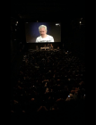 Discussion publique avec Julian Assange au Centre Pompidou