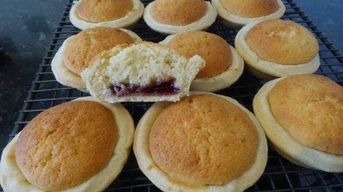 Welsh Cheese Cakes
