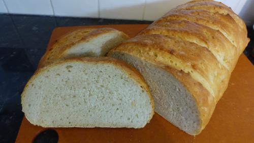Garlic, Cheese & Onion Bloomer Loaf