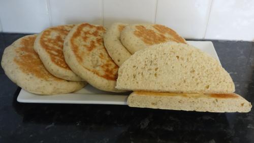 Polar Bread - Swedish Griddle Bread