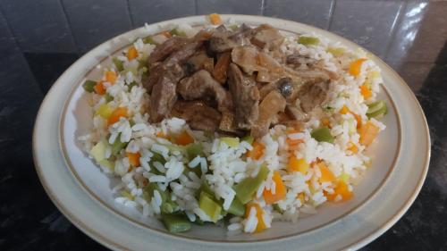 Beef Stroganoff - Quick & Easy