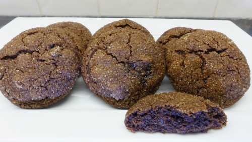 Chocolate & Ginger Cookies(or Cakes)