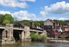 Bridgnorth bridge