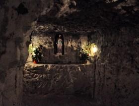 Naours chapel