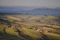 Caradoc view to Ironbridge