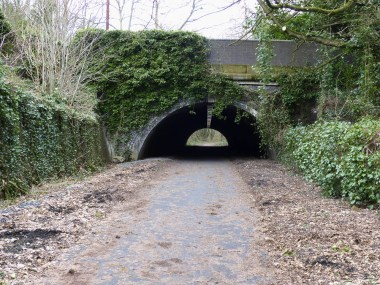 Blists Hill tunnel
