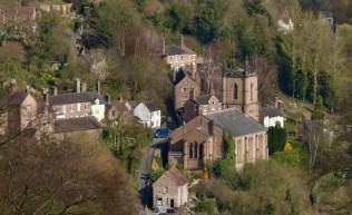 Ironbridge church