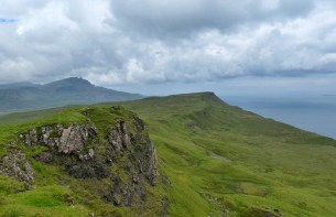 Fiurnean and the distant Storr