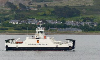 Hallaig - the Raasay ferry