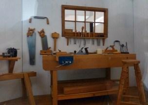 Miniature carpenter's