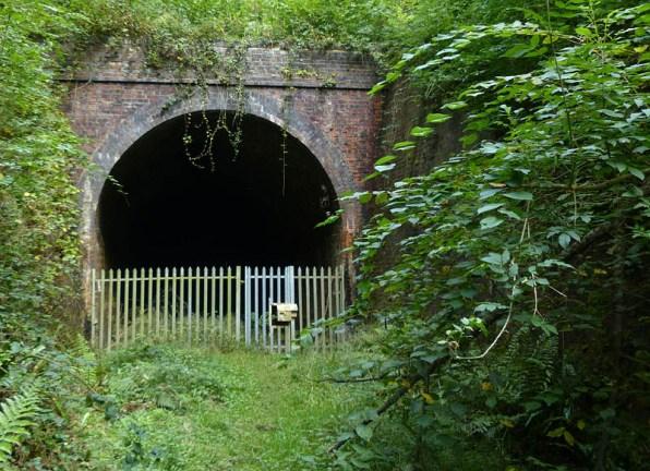 Presthope tunnel
