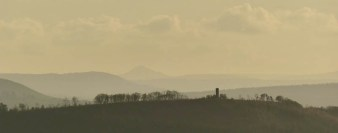 Flounder's Folly and (50 miles distant) Skirrid Fawr