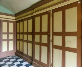 Butler's cupboards