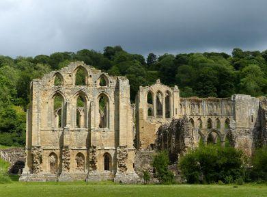 Ryedale ruins