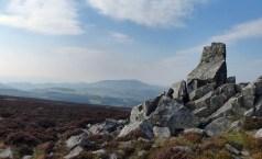 Corndon view