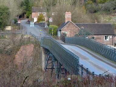 Coalport bridge