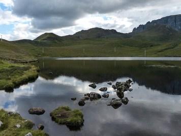 Last look at Loch Langaig