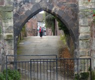 St Mary's Water Gate