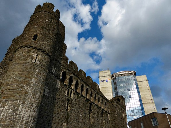 Swansea Castle