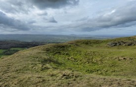 Hill fort