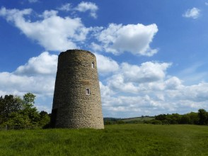 Wenlock's windmill