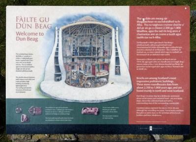 About Dun Beag