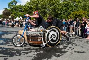 Wheelie.... 2011